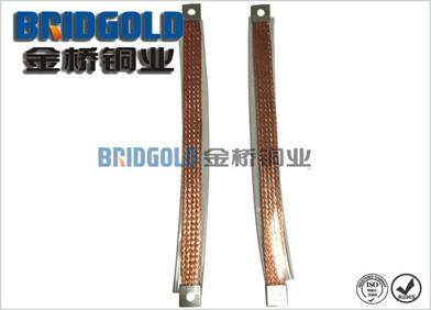 裸铜编织线软连接