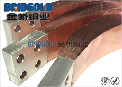 5000A大电流铜软连接