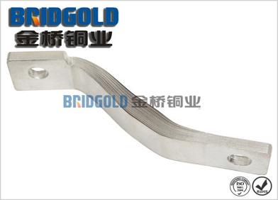 定制铜片软连接