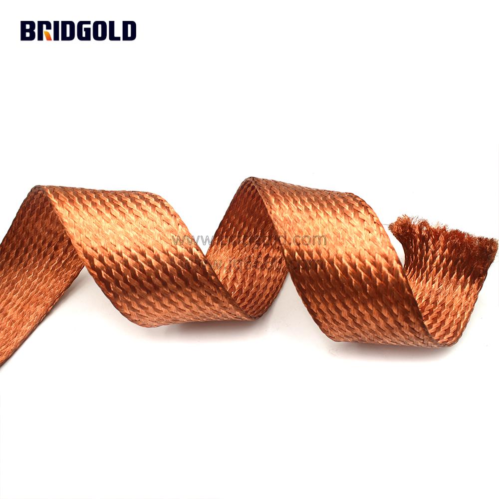 电机铜编织线