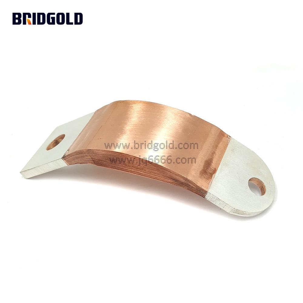 大电流铜排软连接