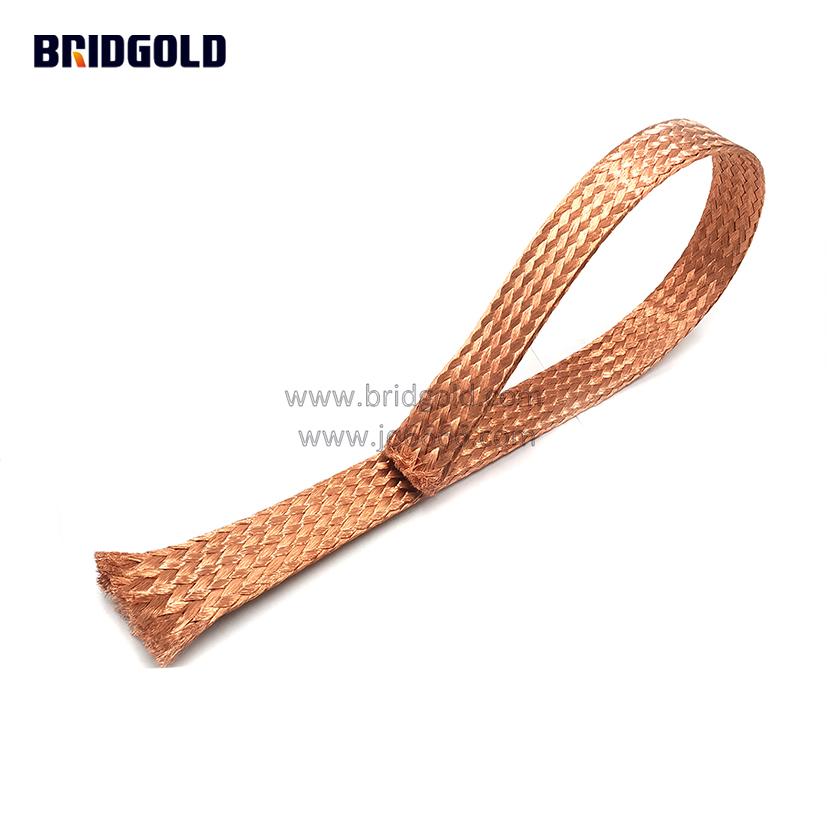 裸铜编织线
