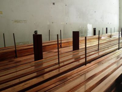 金桥铜业-仓储一角