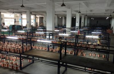金桥铜业-生产环境
