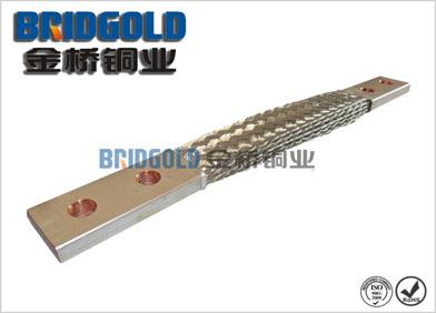 为啥客户定做铜编织线软连接非浙江金桥莫属