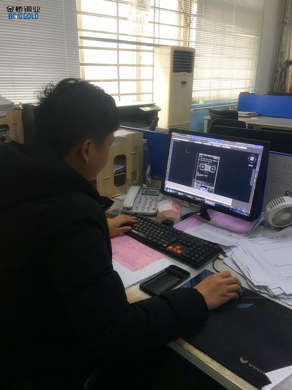 金桥铜业研发人员-刘