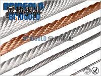 铜绞线和镀锡铜绞线在实际工程或施工中有什么作用呢?-金桥铜业