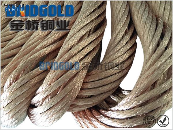客户订购铜绞线,一定要了解清楚是束丝铜线还是铜绞线-金桥铜业