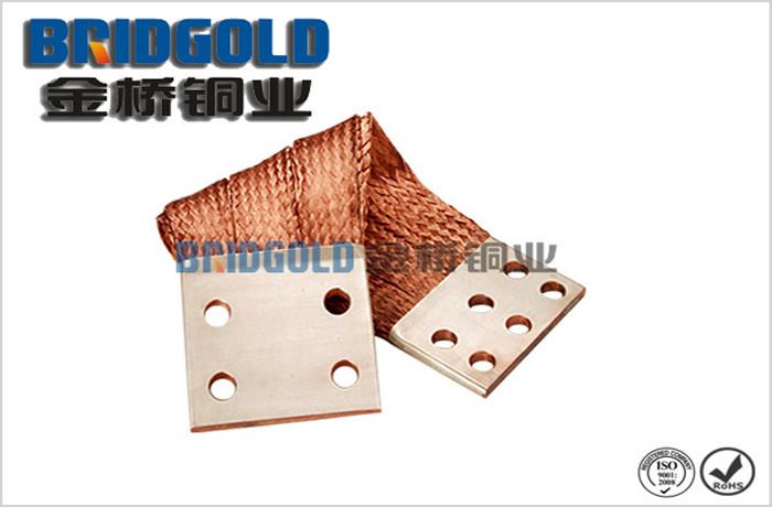 特软铜编织线软连接