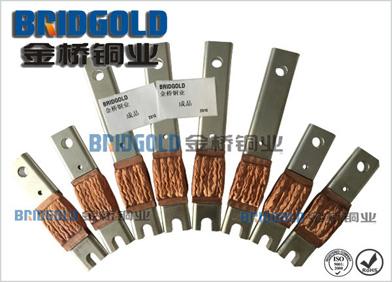 铜编织线软连接订做