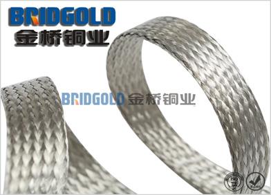 防雷接地铜编织线
