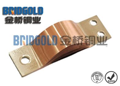 金桥铜业铜皮软连接