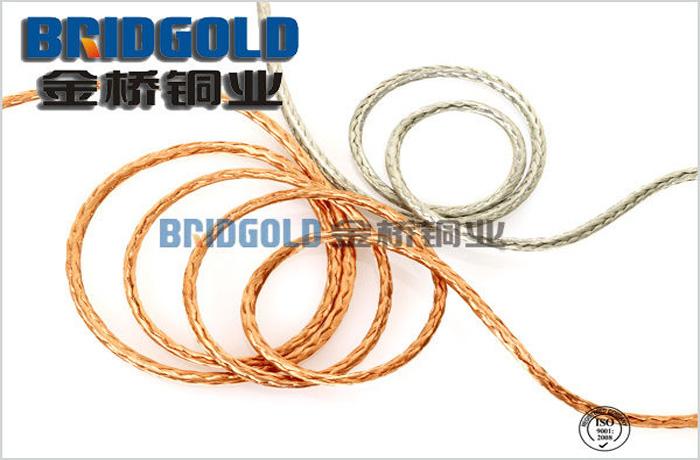 断路器铜导线