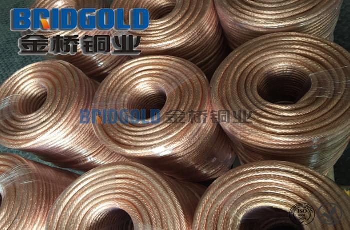 断路器加塑铜绞线