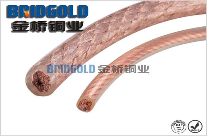 PVC绝缘铜绞线