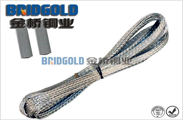 编织软铜带