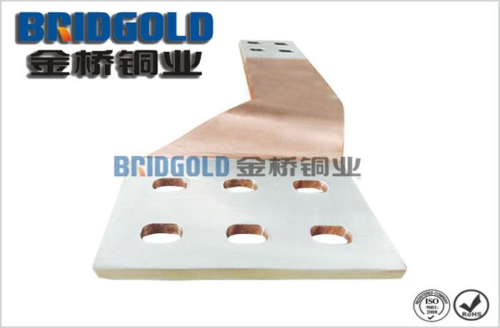 异形大电流铜软连接