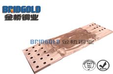 大电流铜带软连接