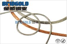 铜绞线的节距
