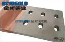 120*10铜箔软连接载流量