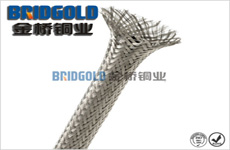 镀锡铜编织网管