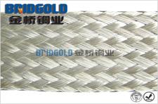 镀锡T2铜编织线