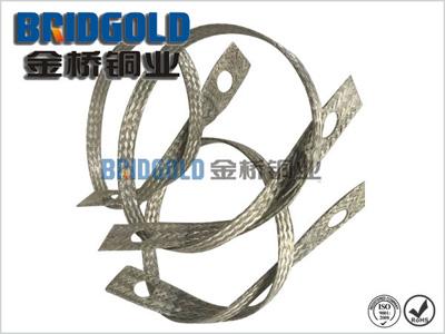 高低压电器T2铜编织带软连接