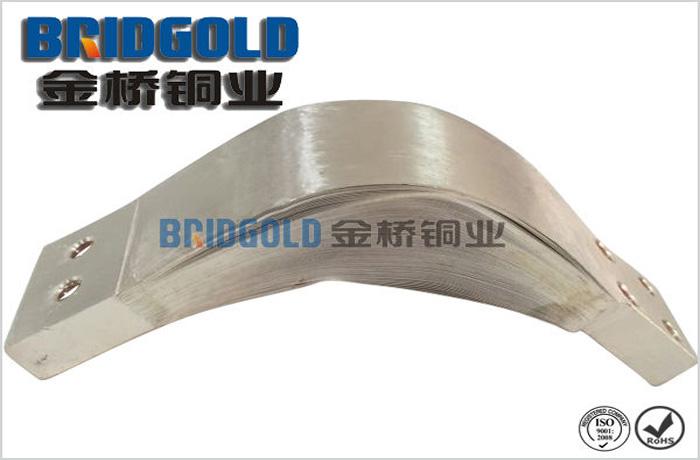 焊接设备铜软连接