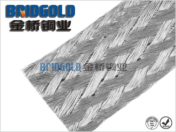 导热镀锡铜编织线