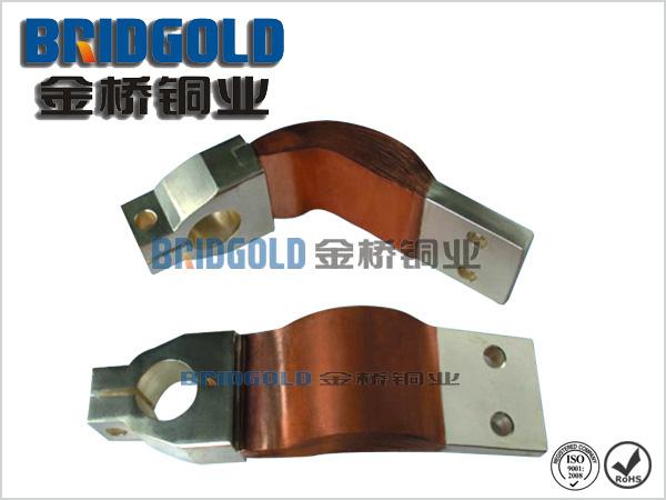 医疗设备铜箔软连接