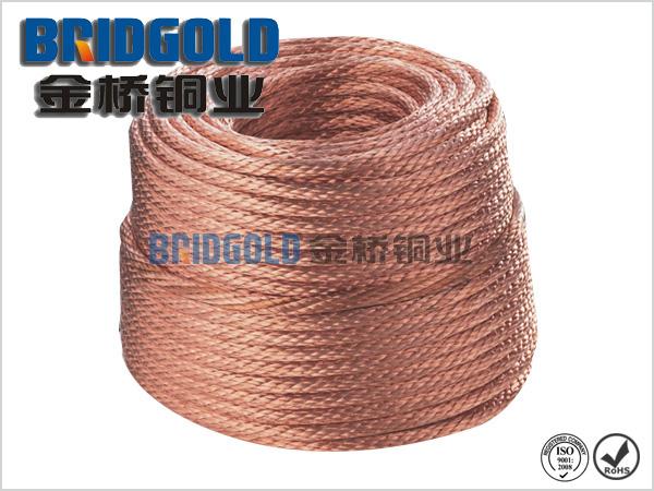 新能源电池铜绞线