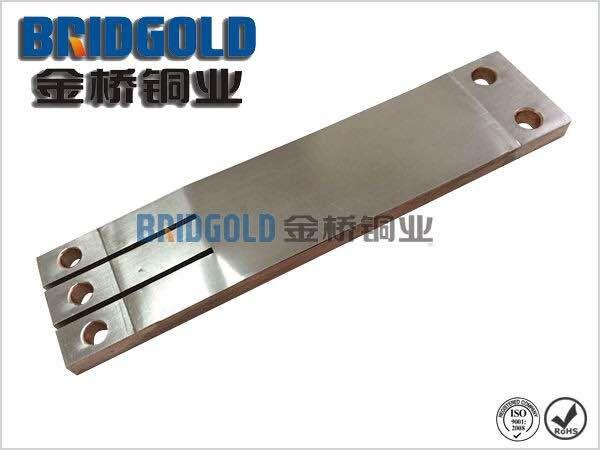 金桥大电流铜箔软连接