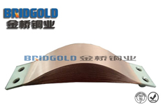 焊接设备铜箔软连接