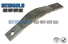 桥架跨接铜编织带软连接