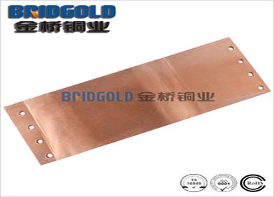 融压式铜带软连接