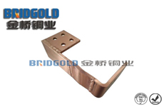 母线变压器铜伸缩节
