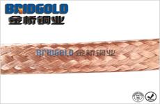 裸编织铜网套