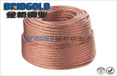 裸铜软绞线