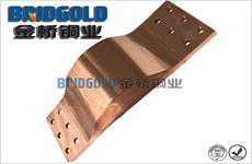 高压真空电器铜箔软连接
