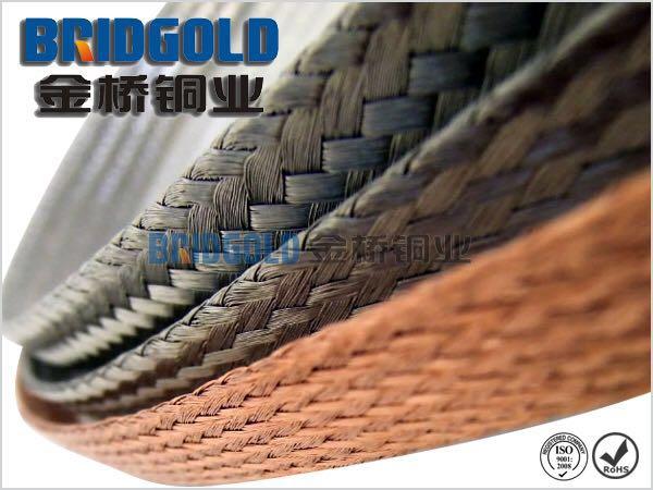 轨道交通专用铜编织线