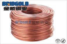 pvc加塑铜绞线
