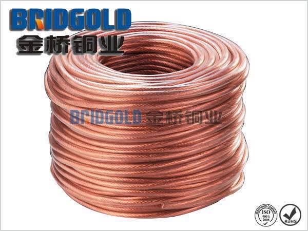 金桥铜绞线生产基地
