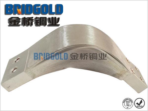 精密仪器铜箔软连接