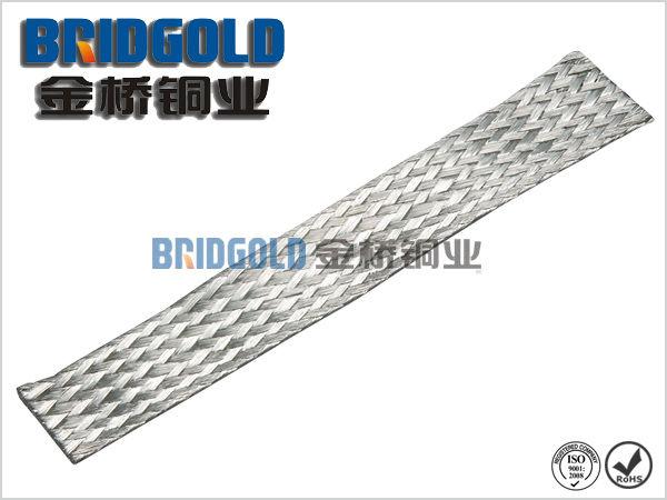 金桥镀锡铜编织带