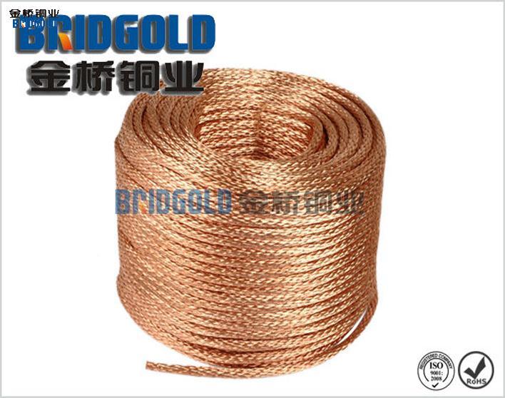 轨道交通专用铜绞线