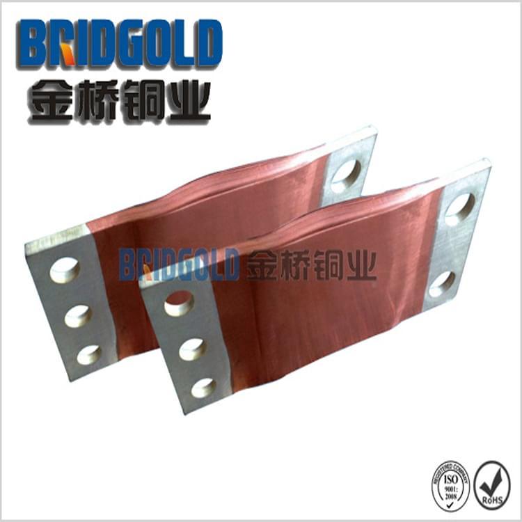 工业仪器铜带软连接