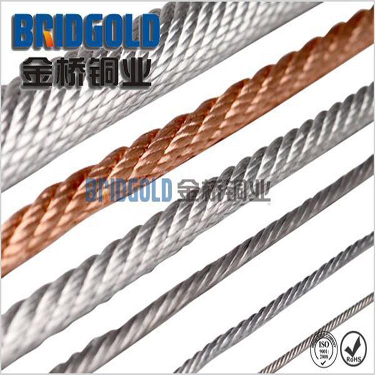 镀锡70方铜绞线