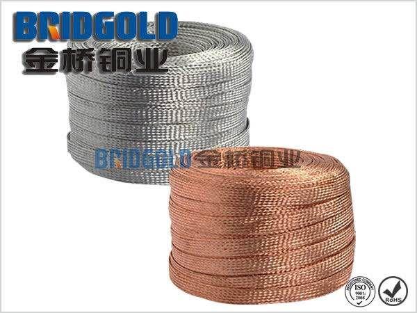 精密仪器铜编织带