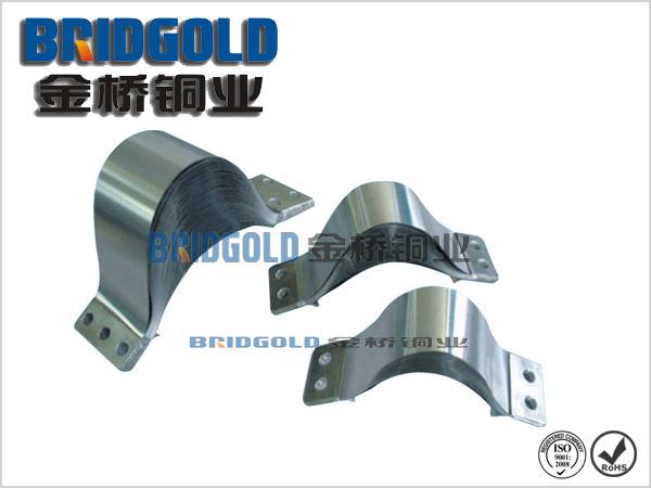 精密仪器铜带软连接