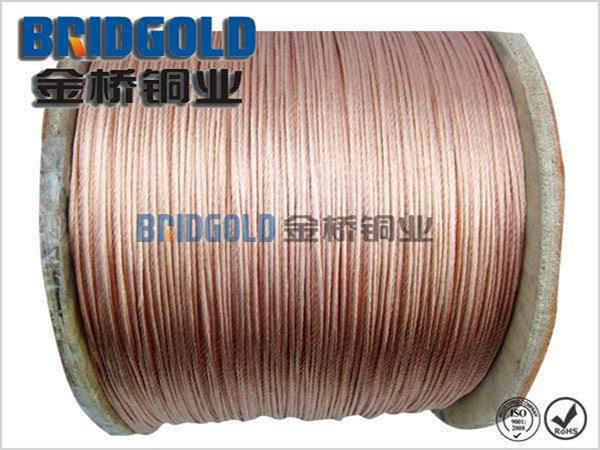 工业器械铜绞线